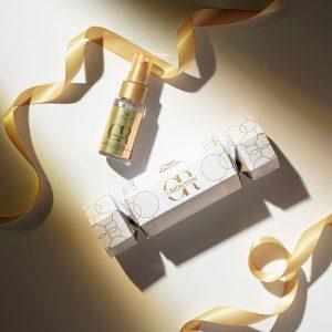 Wella Luminous Smoothing Oil Christmas Cracker