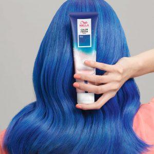 Wella Color Fresh Mask Blue 150ml