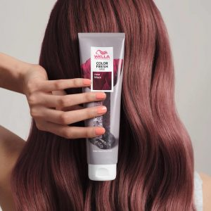 Wella Color Fresh Mask Rose Blaze 150ml