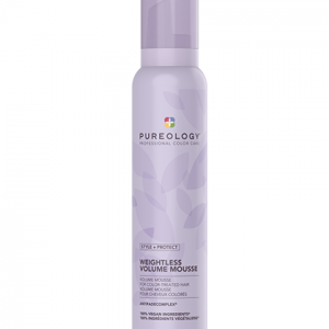 Pureology Style and Protect Weightless Volume Mousse 238g