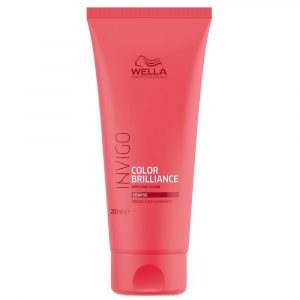 Wella Professionals INVIGO Color Brilliance Conditioner for Coarse Hair 200ml